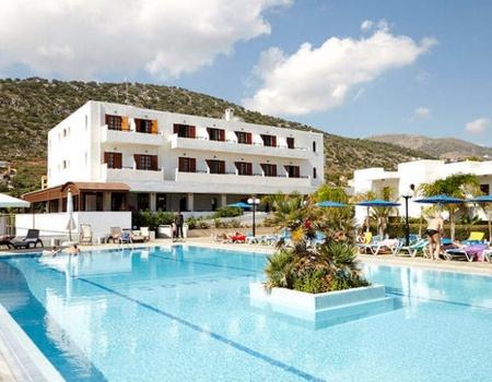Hôtel Kyknos Beach 4*