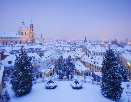 Réveillon de la St Sylvestre à Prague 4*