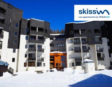 Appartements de particuliers -Skissim Classic - Résidence Gentianes