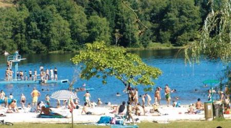 Camping Domaine du Lac de Miel 4*