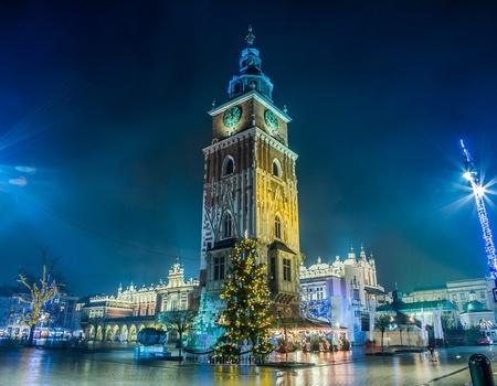 Marchés de Noël à Cracovie Hôtel 3*