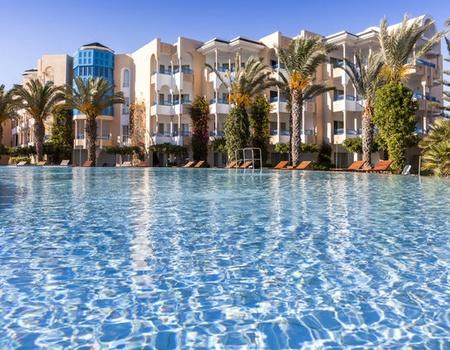 Hôtel Hasdrubal Thalassa & Spa Yasmine Hammamet 5*