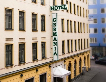 Hôtel Germania 3*