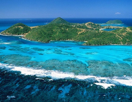 Les Antilles, la Caraïbe Française