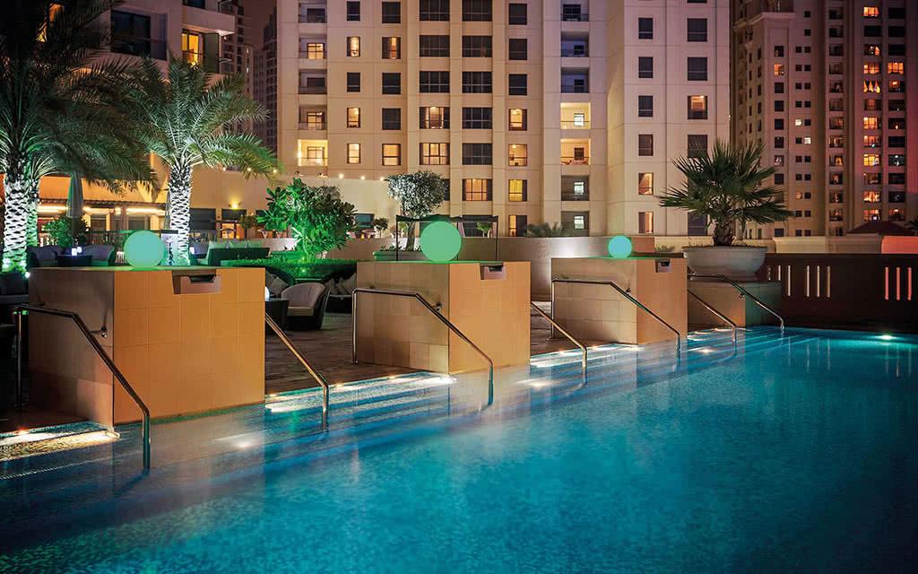 Combiné Hôtel Sofitel Dubaï Jumeirah Beach & Hôtel Hilton Mauritius Resort & Spa 5*