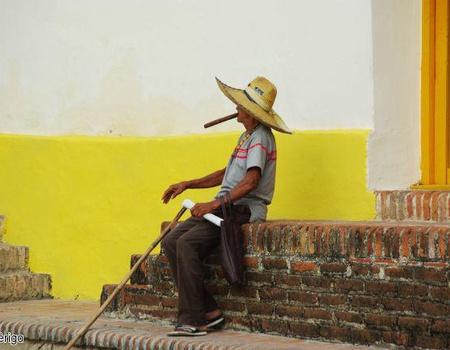 Circuit couleurs cubaines