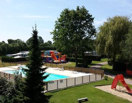 Camping L'Orée de Deauville 3*