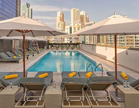 Hôtel Wyndham Dubai Marina 4*