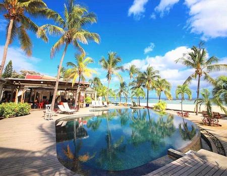 Hôtel Club Mauritius Villas Caroline 3* sup