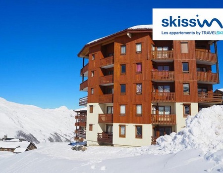 Appartements de particuliers -Skissim Classic - Résidence Necou