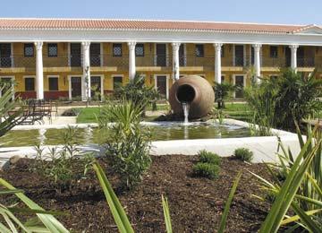 Hôtel La Villa Gallo-Romaine 3* - Puy du Fou