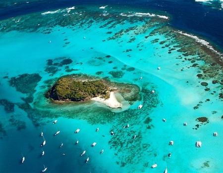 Croisière À la découverte des Grenadines