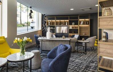 Appart'hôtel Odalys City le Mans Centre Congrès