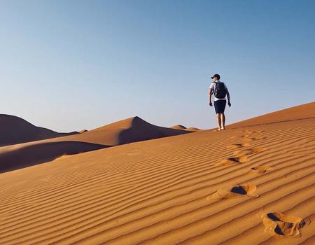 Circuit Parfums d'Orient à Oman