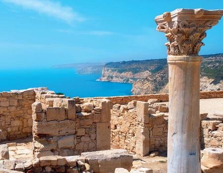 Circuit Echappée chypriote depuis l'hôtel Louis Paphos Breeze 4*