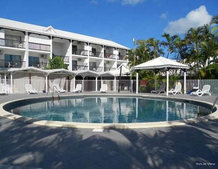 Hôtel Bwa Chik hôtel & Golf 3* - Chambre Classic