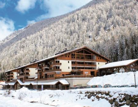 Résidence Dormio Resort Les Portes du Mont Blanc