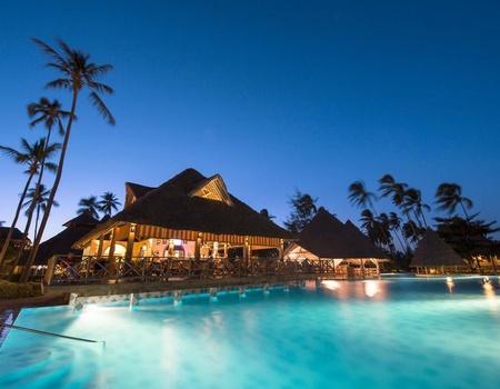 Hôtel Neptune Pwani Beach Resort and Spa 4*