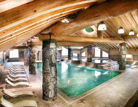 Résidence CGH & Spa Les Cimes Blanches 4*