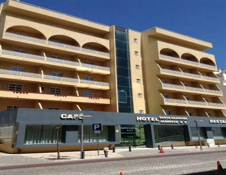 Hôtel Santa Catarina 3*