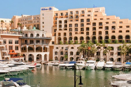 Hôtel Hilton Malta 5*