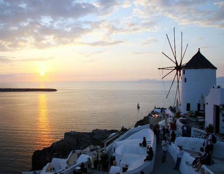 Combiné Santorin/Paros/Santorin en hôtels 3* - 7 nuits