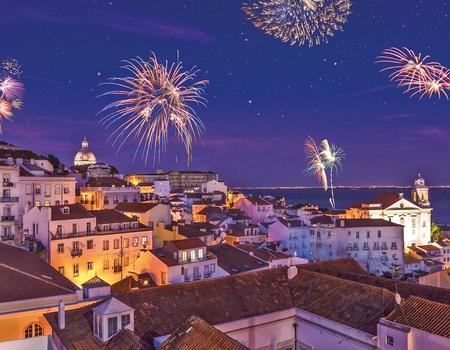 Réveillon à Lisbonne avec soirée du Nouvel An à bord du bateau N/M Opéra - Hôtel VIP Executive Art's 4*