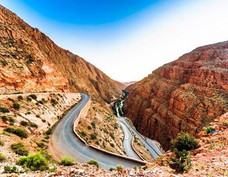 Circuit Merveilles du Maroc : entre désert et kasbahs
