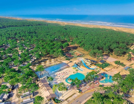 Camping Atlantic Club Montalivet, 5*