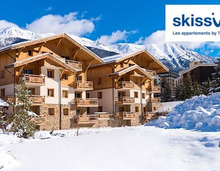 Résidence Skissim Premium Le Hameau du Rocher Blanc 4*