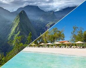 Autotour À la Découverte de la Réunion et Extension Kappa Club Maritim Crystals Beach 4*