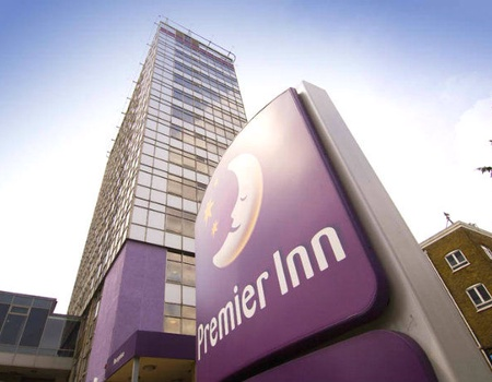 Hôtel Premier Inn London Hammersmith 3*