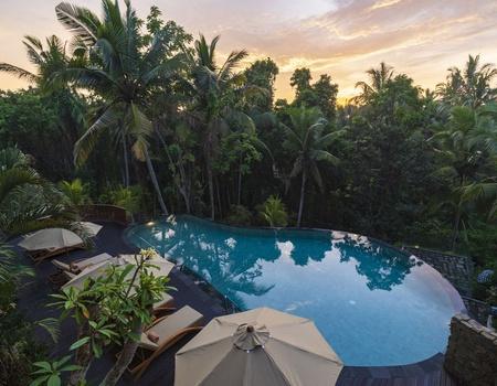 Combiné Ubud, Ile de Nusa Lembongan et Seminyak en villa piscine privée 4*