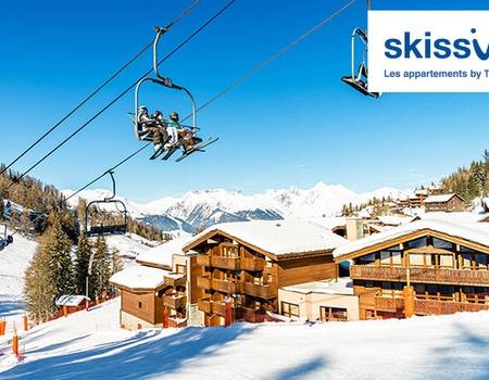 Résidence Skissim Premium Les Chalets d'Edelweiss 4*
