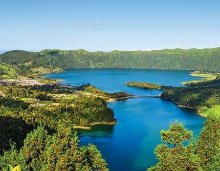 Echappée aux Açores depuis São Miguel - Hôtels 3*