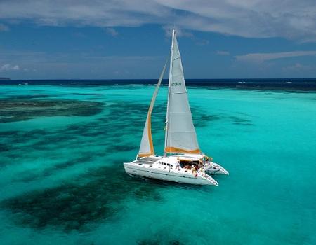 Croisière Grenadines et séjour à Union et Ste Lucie