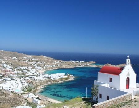 Combiné Iles Mykonos-Syros 2*, 3* ou 4*