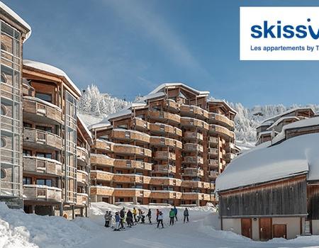 Résidence Skissim Premium - Atria-Crozats 4*