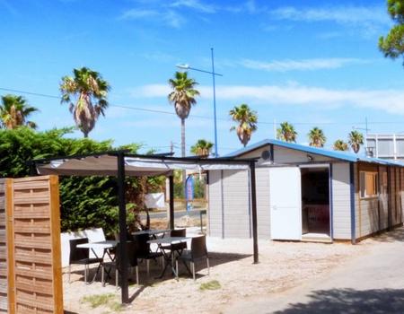 Camping La Bergerie Plage 4*