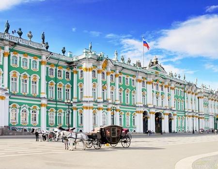 Circuit Echappée à Saint-Pétersbourg