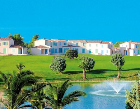 Appart Hotel  Golf de la Cabre d'Or