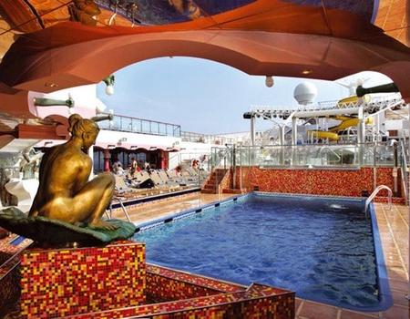 Croisière en Méditerranée à bord du Costa Magica
