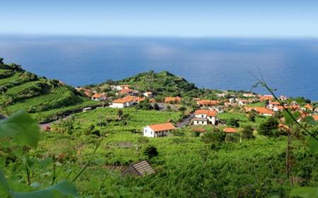 Circuit découverte à Funchal 4*