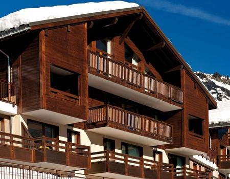 Résidence Lagrange Les Chalets du Mont Blanc 3*