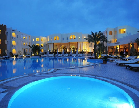 Hôtel Green Palm Djerba 4*