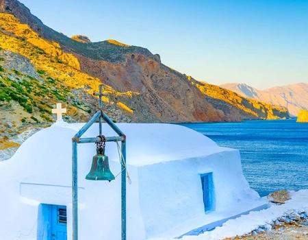 Combinés dans les Cyclades - Santorin, Naxos et Amorgos en 2 semaines - Base 3*