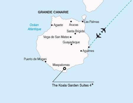 Voyage de report Escapade à Grande Canarie