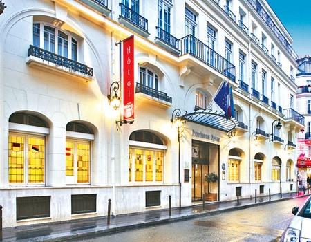 Hôtel Provinces Opéra 3*