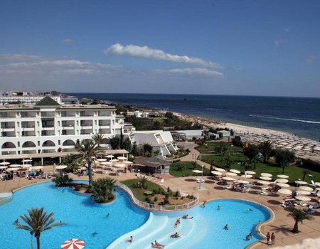 Hôtel El Mouradi Palm Marina 5*