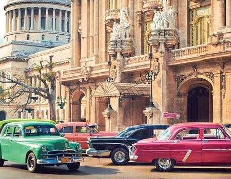 Circuit De Mexico à La Havane